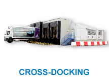 Cross-docking facility