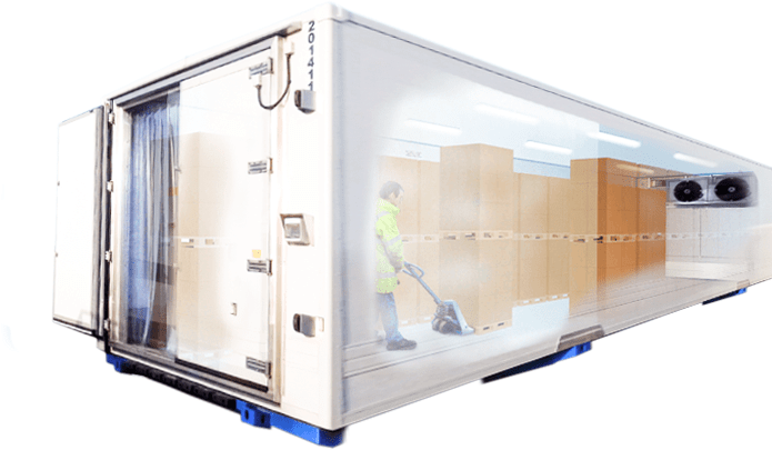 Cold Stores & Cold Rooms | Rent a mobile cold store and cold