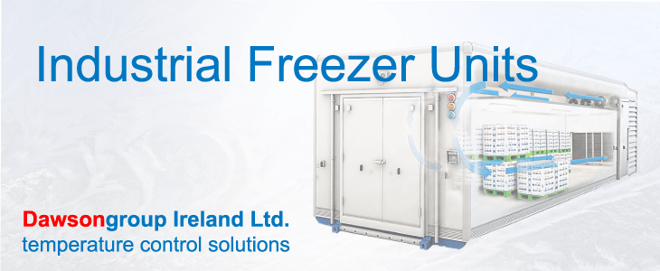 Industrial Freezer units