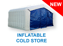 Inflatable Cold Rooms